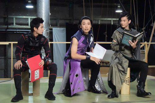『仮面ライダージオウ』第12.5話「インタビュー・ウィズ・未来人!」