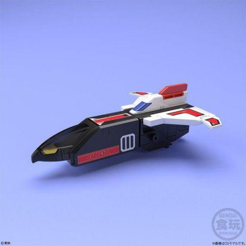 『鳥人戦隊ジェットマン』スーパーミニプラ「天空合体ジェットイカロス」登場!「超弩級ジェットガルーダ」はプレバンで6月発売!