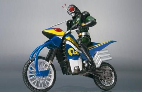 「SHODO-X 仮面ライダー5」が7月発売!仮面ライダーBLACK、仮面ライダーBLACK RX、バトルホッパー、アクロバッターの全6種!