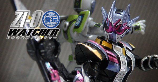 仮面ライダージオウ「装動RIDE7」にジオウⅡがラインナップ!未来ライダー3人とあの人が「RIDE PLUS」で6月発売!
