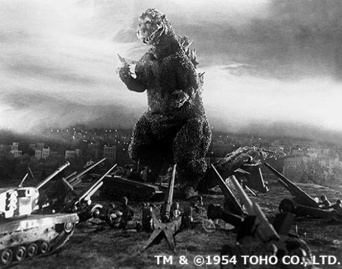 「ゴジラ(1954年)」と「空の大怪獣 ラドン」がBSで無料放送!