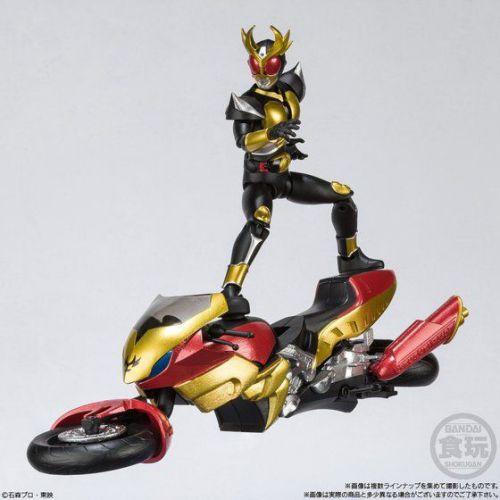 「SHODO-X 仮面ライダー6」アギト弾の画像が公開