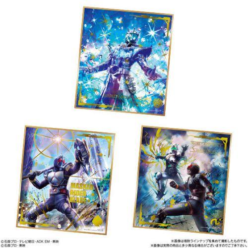 「仮面ライダー 色紙ART4」が8月12日発売