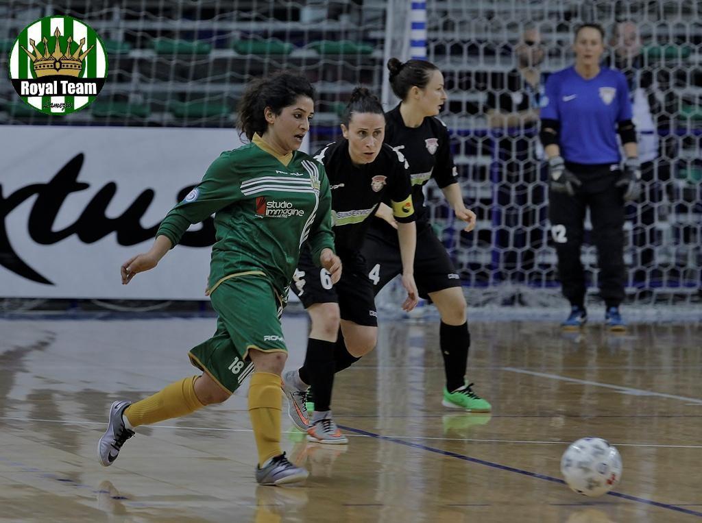 Royal Team Lamezia recupera Erika Linza: obiettivo finale playoff