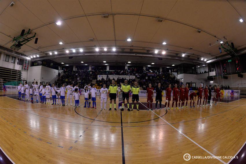 Playoff scudetto, finale storica: Montesilvano sfida Isolotto