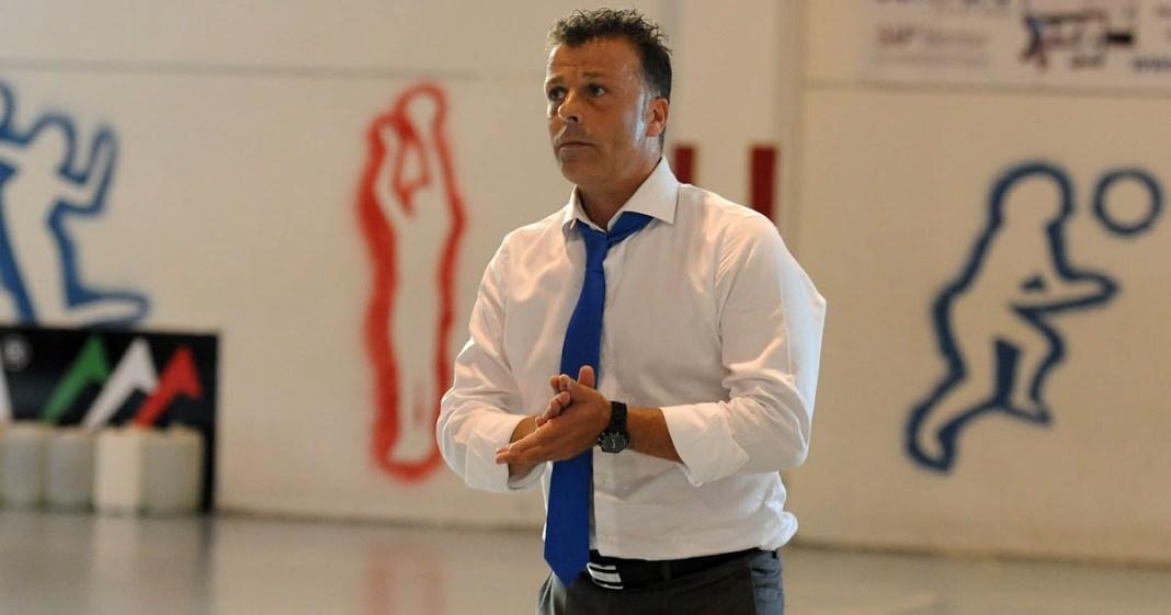 Roberto Lelli esonerato dalla Lazio c5 Femminile