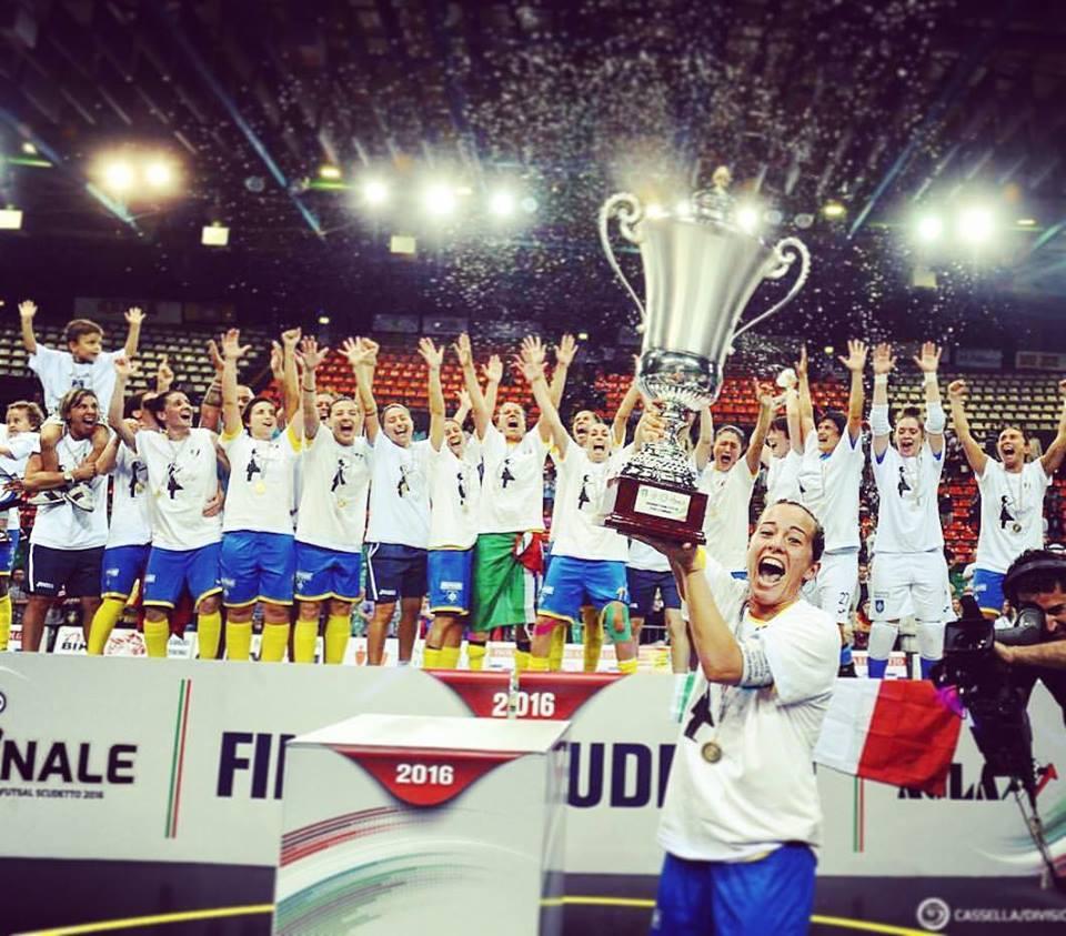Montesilvano campione d'Italia: l'Isolotto fallisce il 'double'
