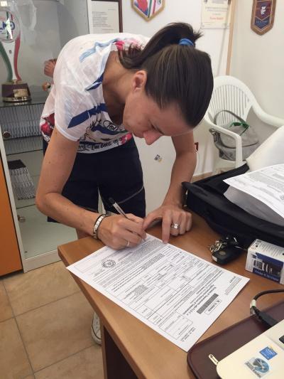 Deborah Zambonelli-Jesina sì: addio al Falconara dopo tre anni