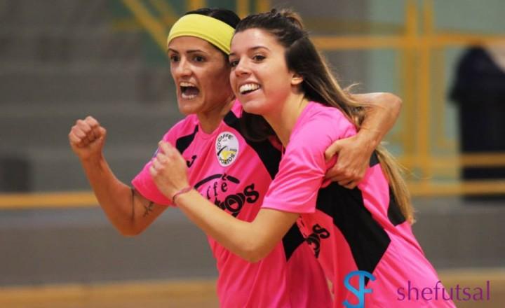 Joseane Pinto Dias al Futsal Breganze: il bomber in Veneto