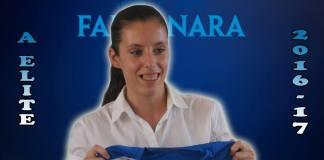 """Sara Correia: """"Falconara e l'Italia sono il top"""""""