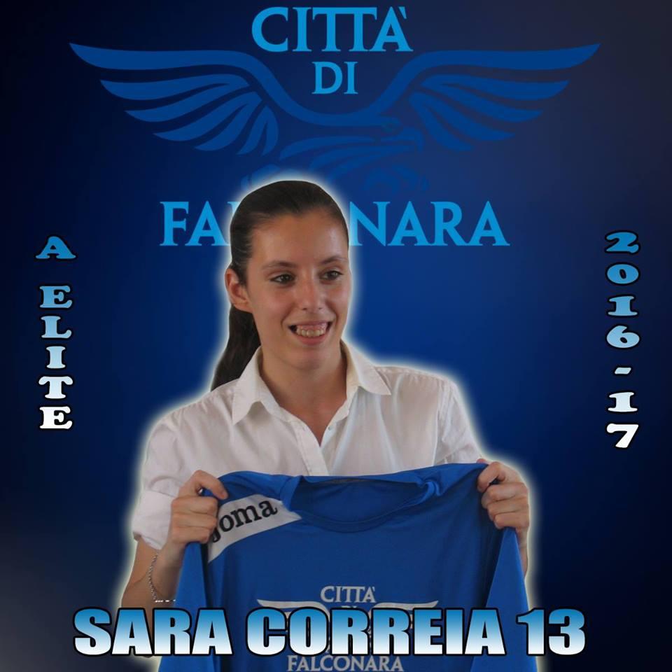 Sara Correia: