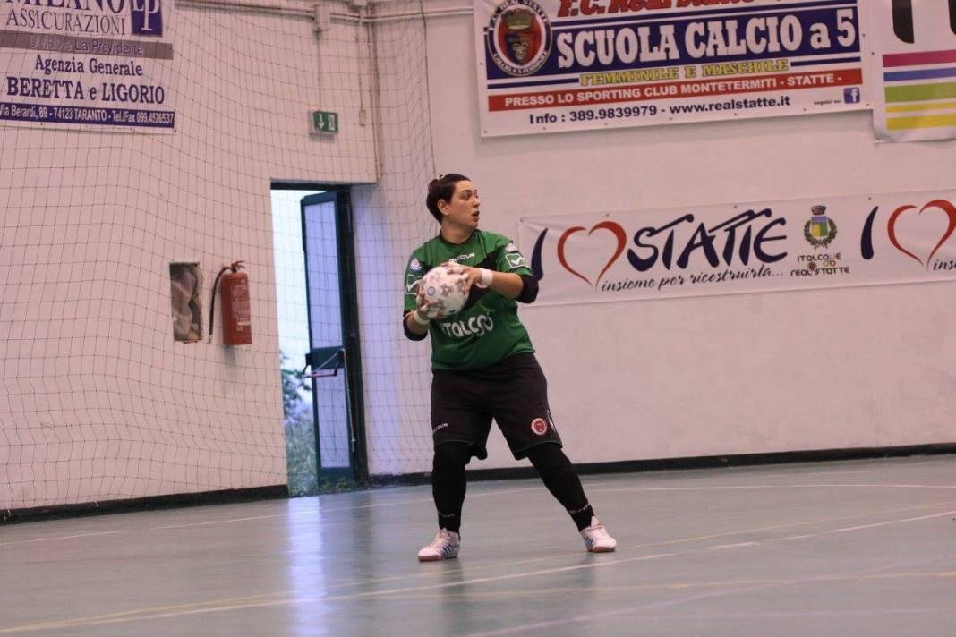 Valentina Margarito avviso la Lazio: