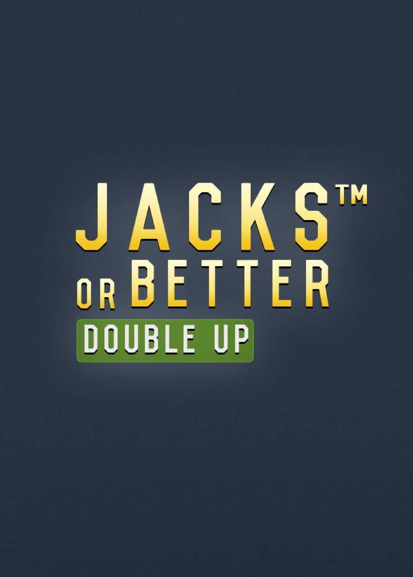 Jacks or Better Double Up Slot