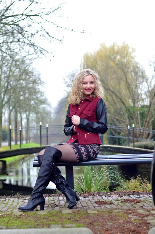 Charissa Goldapple, Ladygoldapple,Over The Knee boots