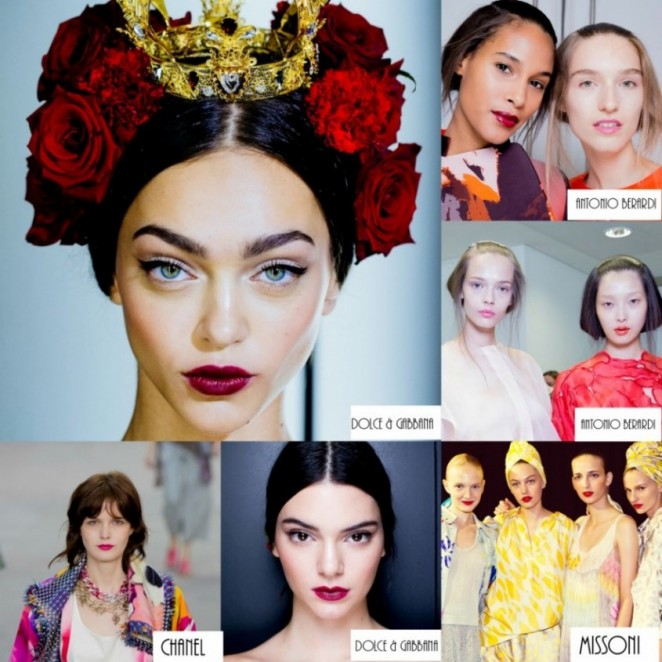 2015 Beauty Trends