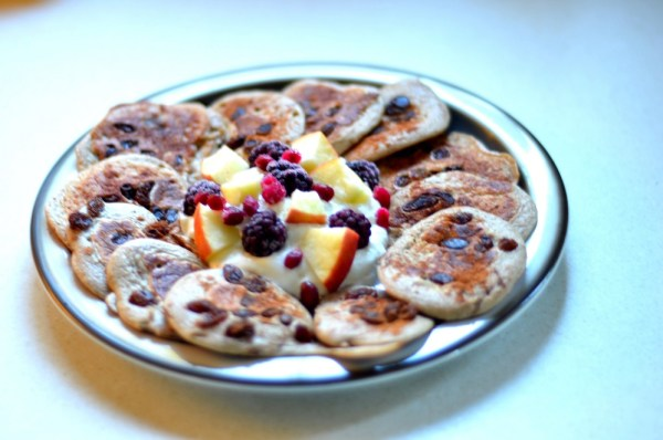 Best Breakfast Ever, havermouttrtuje, havermout recept, Oatmeal recipe, Oatmeal pancakes, sugarfree pancakes, Lady Goldapple