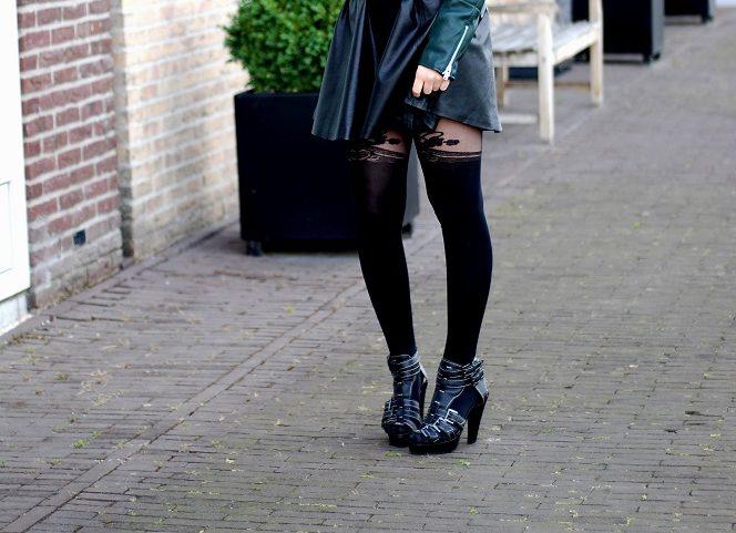 pretty legs hosiery