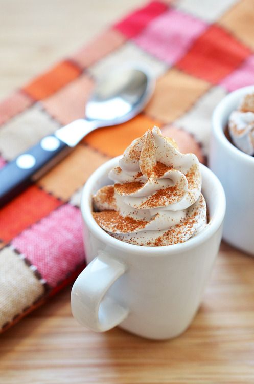 healthy hot chocolate recipes