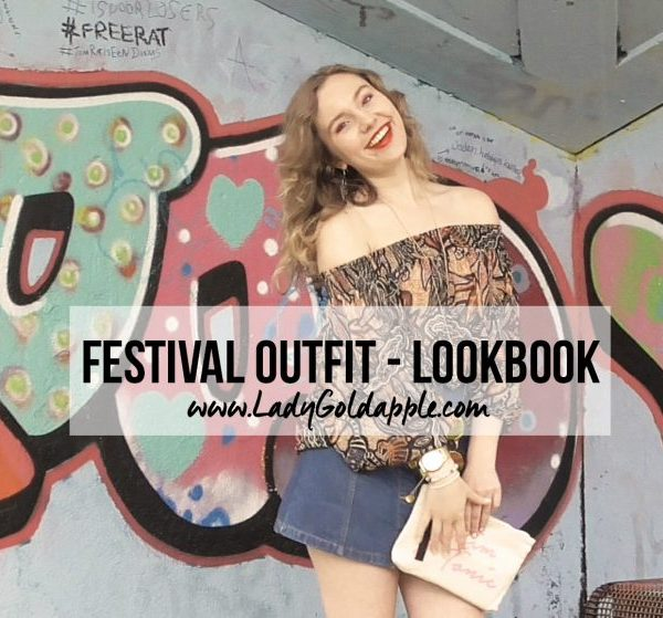 festival outfit - lookbook