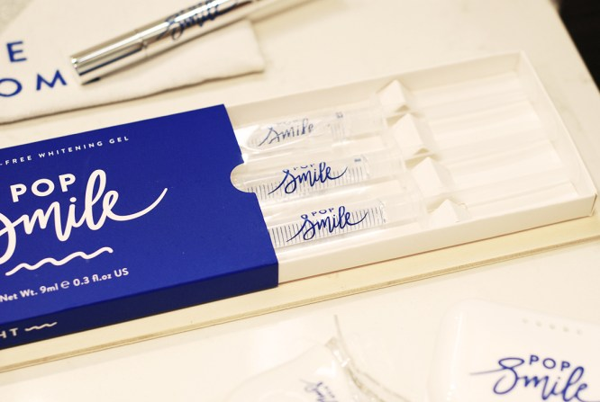 Pop Smile Review - Teeth Whitening Kit (10)
