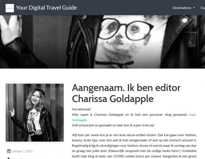 Your digital Travel Guide