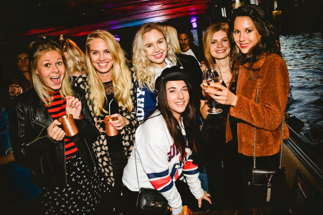 SuperDry Boatparty Amsterdam | Kings Night