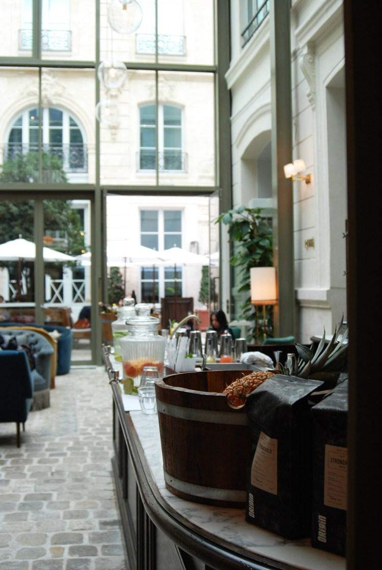 Hoxton Hotel in Paris