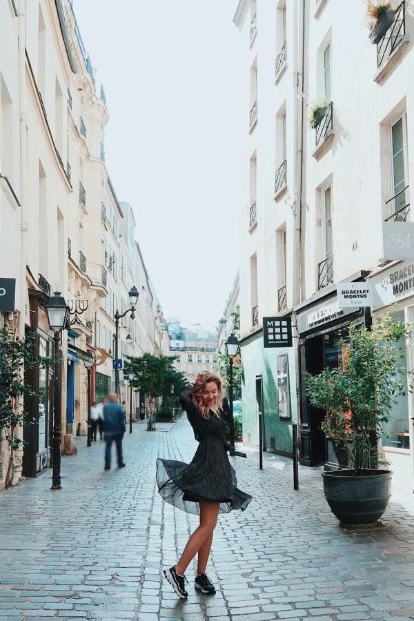 Je Táime Paris OOTD