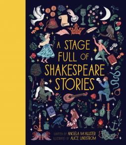 stage full of shakespeare stories