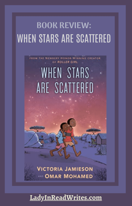 When Stars are Scattered - Graphic Novels are Powerful