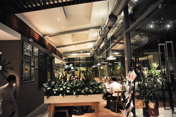 Cafe Melba Singapore