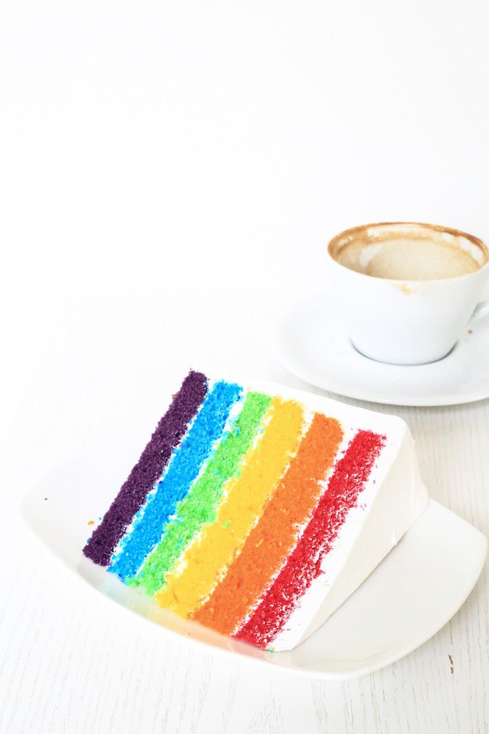 Lynn's Cake Rainbow