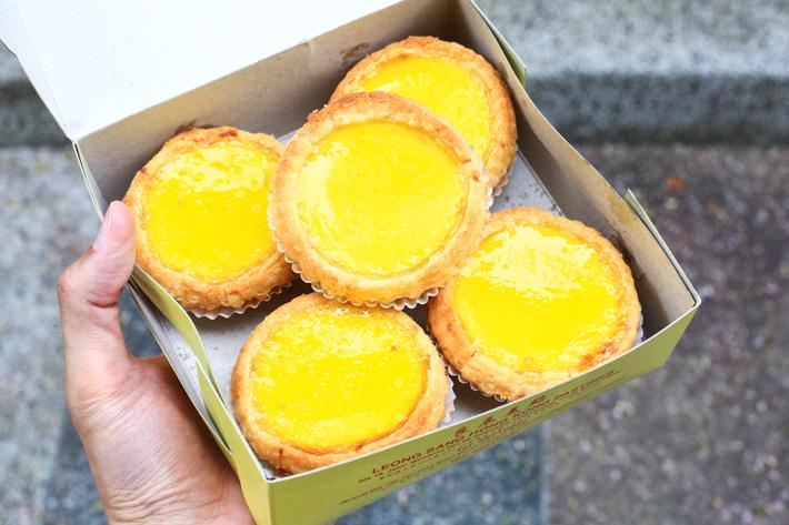 Best egg tarts