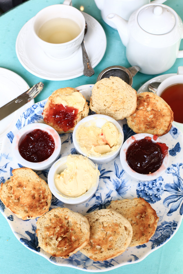 The Muffin Man Scones