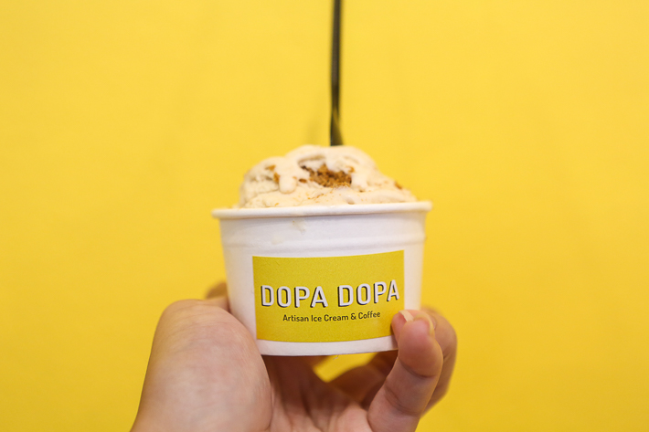 Dopa Dopa Speculoos with lotus biscuit