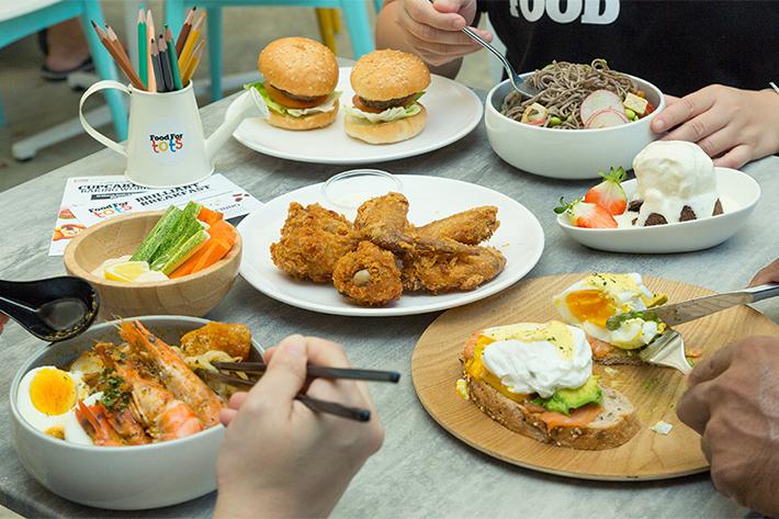 Food for Tots Cafe