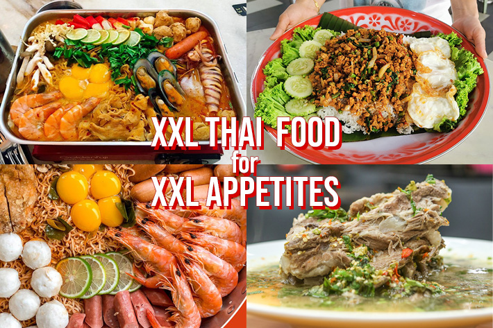 Thai XXL Dishes Banner