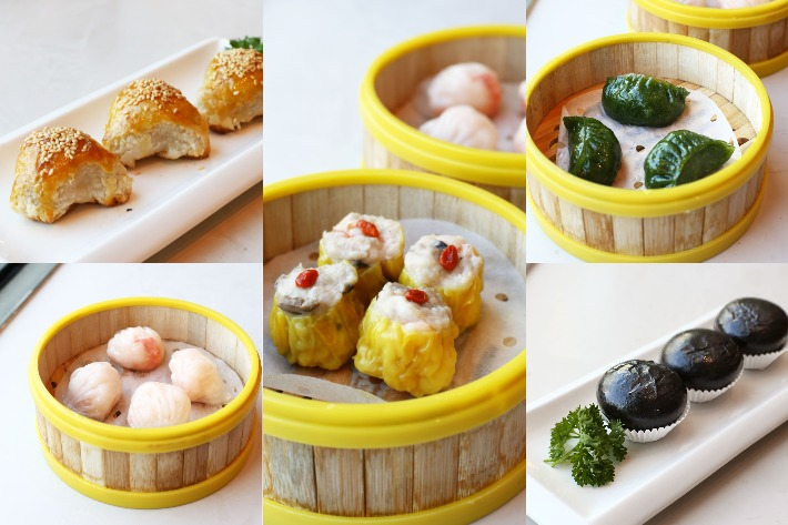 Red House Seafood Dim Sum Collage Full