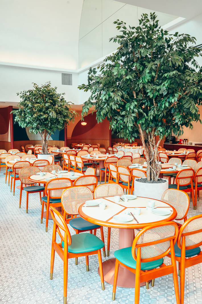 Red House Seafood Interior Main Dining