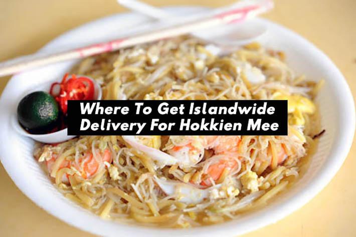 Islandwide Delivery Hokkien Mee Cover Photo