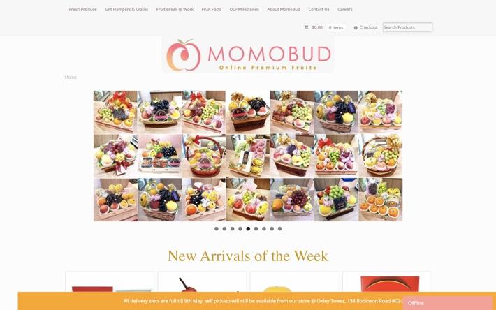 MOMOBUD FRUIT DELIVERY