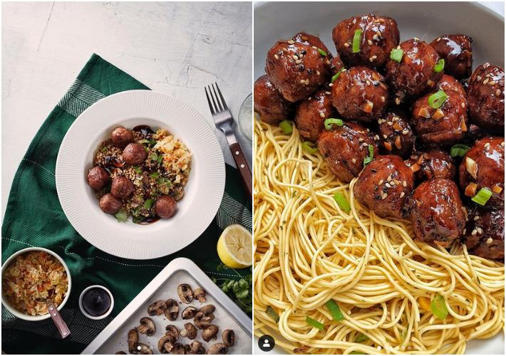 Ikea Vegetarian Balls