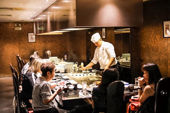 Shima Teppanyaki Counter