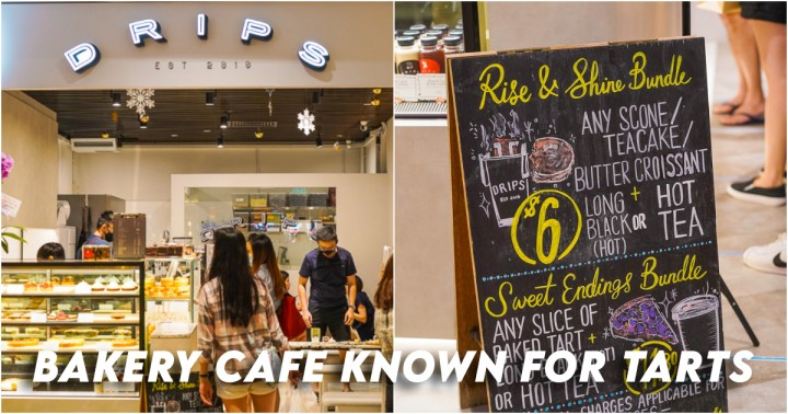 Drips Cafe Ngee Ann City