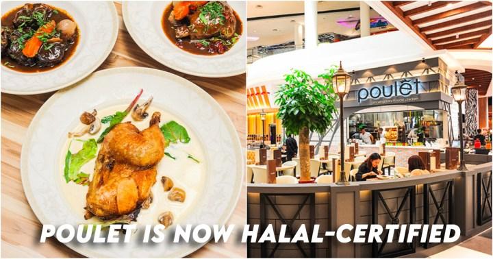 Poulet Halal Certified