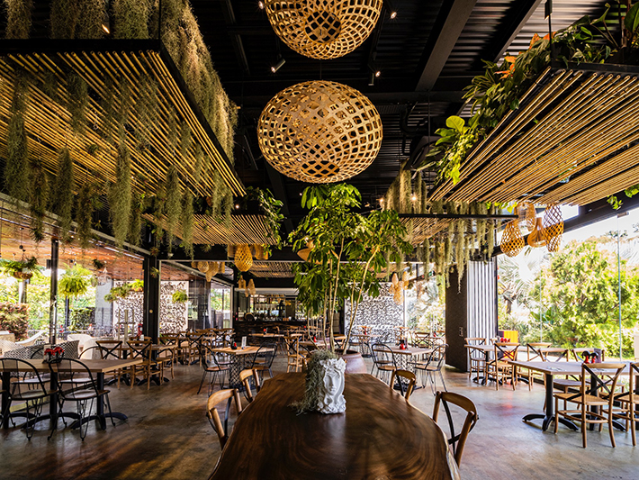 Canopy Garden Dining Hortpark