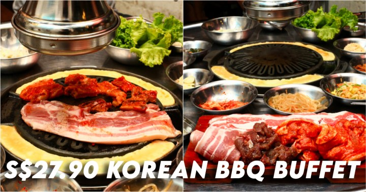 Don Dae Bak BBQ Buffet