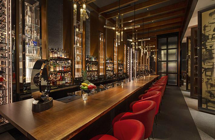 The Bar at Waku Ghin