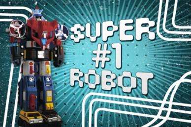 Super#1Robot