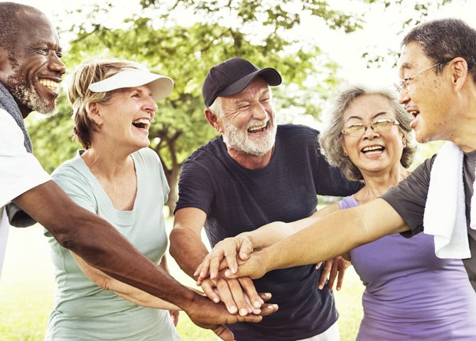 The Best Ways To Make Friends After 60
